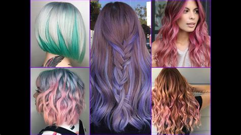 25 Trendy Two Tone Hair Color Styles 2018