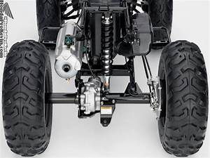 Honda Foreman 500 Rear End Diagram