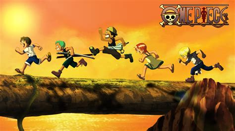 10 New One Piece Wallpapers
