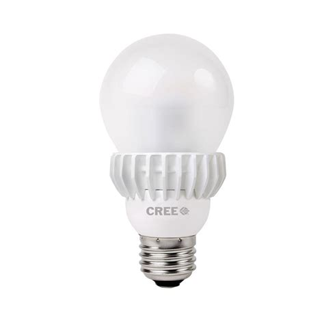 led light daylight 75w equivalent daylight a19 dimmable led light bulb ba19