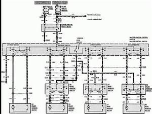 Oldsmobile Power Window Wiring Diagram