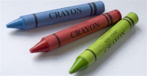 asbestos   childrens crayons