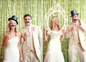 wedding photo booth ideas top 10 wacky wedding trends weddings by lilly