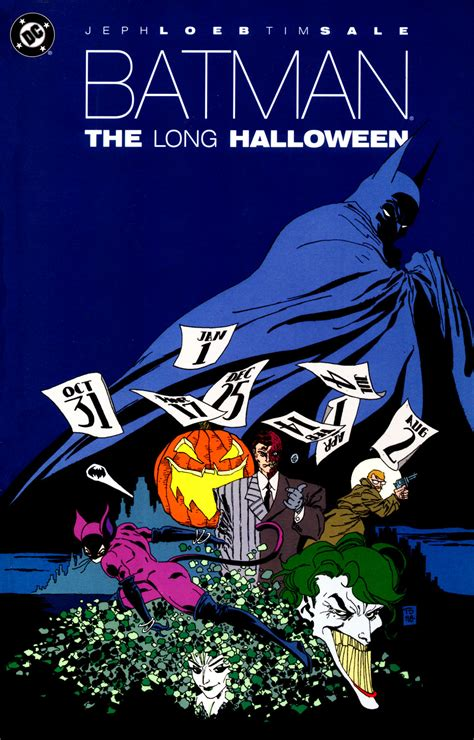 Long Halloween Batman by Visions Of Horror Batman The Long Halloween Bloody