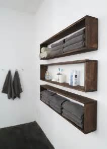 bathroom shelving ideas for towels diy wall shelves in the bathroom tutorial bob vila