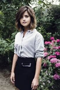 Jenna Coleman   Photoshoot for Flaunt Magazine   September