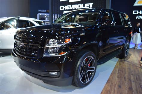 Black Chevy Tahoe Wallpaper by Chevrolet Tahoe Rst Gallery Photos And Images