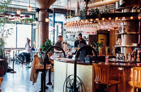 le darling superbe cafe  bar du boulevard st laurent