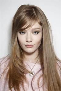 Frisuren Trends Aus New York Der Seitenscheitel Ist