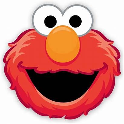 Clipart Elmo Transparent Face Stickers Background Webstockreview