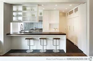 15 Astounding Peninsula-Shaped Modern Kitchens Home