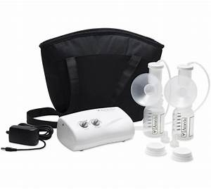 Ameda Finesse U00ae Double Electric Breast Pump Kit With Minnie