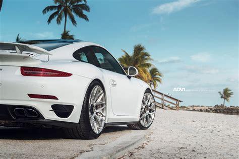 911 Turbo S Wheels by White Porsche 991 Turbo S Adv10 0 M V2 Cs Forged Concave