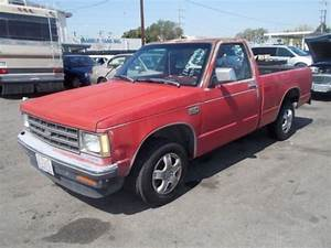 Find Used 1989 Chevy S10  No Reserve In Anaheim