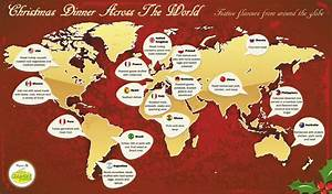 Christmas Around The World : top 15 maps and charts that explain christmas geoawesomeness ~ Buech-reservation.com Haus und Dekorationen