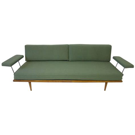 herman miller sofa bed george nelson for herman miller daybed sofa at 1stdibs