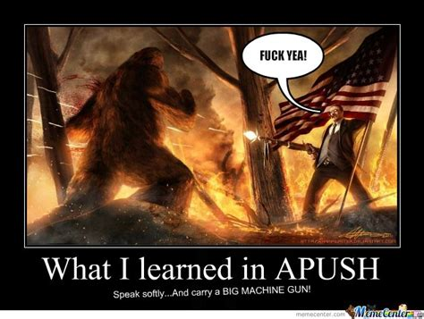 Apush Memes - what i learned in apush ap us history by recyclebin meme center