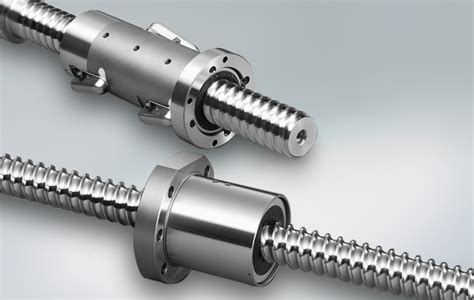 ball screw  injection molding htf  series  optimised sealing performance