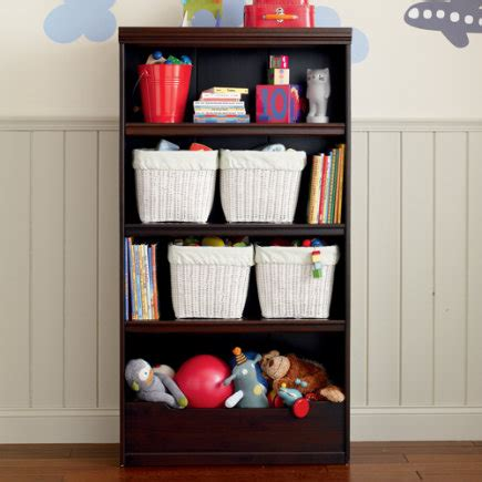 Kid Bookcase Storage by Bookcases Room Decor