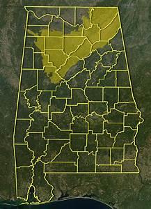 Discovering Alabama Virtual Field Trip  Map