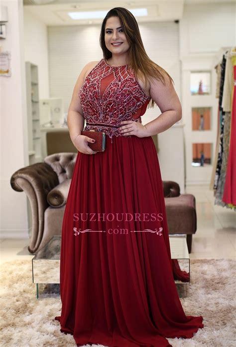 burgundy color prom dress burgundy plus size prom dresses 2019 vintage chiffon