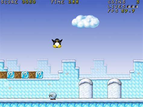 jeux cuisine pingouin supertux mac télécharger