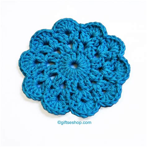 crochet coasters pattern cup coaster glass coasters
