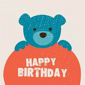 Sweet Happy Birthday Messages - 1st Class Cards