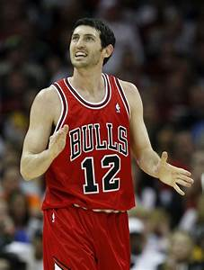 Kirk Hinrich in Chicago Bulls v Cleveland Cavaliers, Game ...