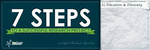 7 Steps To A Successful Research Project