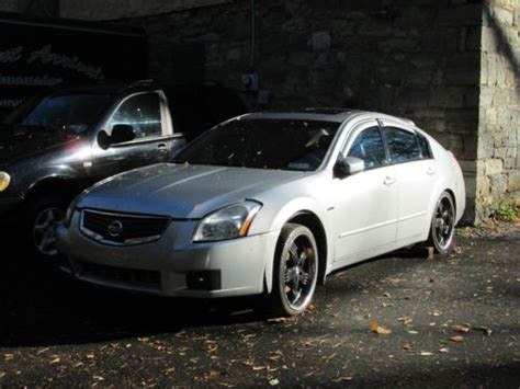 manual cars for sale 2005 nissan maxima parking system find used 2005 nissan maxima se sedan 4 door 3 5l in bethlehem pennsylvania united states for