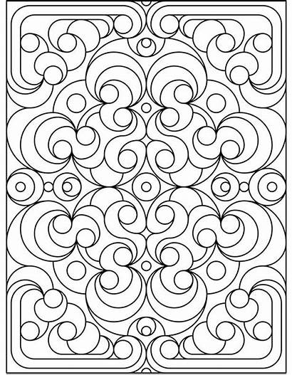 Coloring Pages Pattern