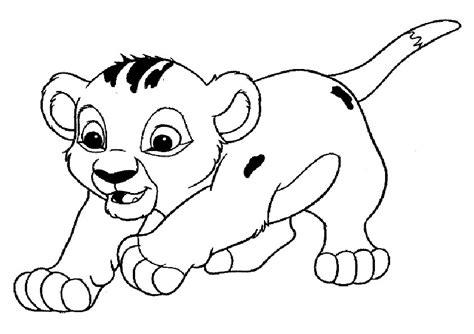 Disney Ausmalbilder Tiere : Gratis Ausmalbilder Löwen
