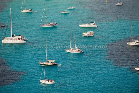 Boat Transport To Spain by Aerial View Boats Menorca Spain Jason Hawkes