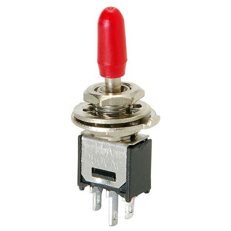 Spdt Sub Mini Toggle Switch Center Off Ebay