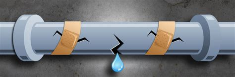 how to stop a leaky faucet in the kitchen how to temporarily fix a broken pipe