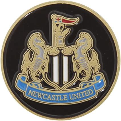In 1969, this newcastle united fc crest became a permanent addition on kits. Amazon.com: Newcastle United FC Official Football Crest ...