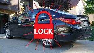 Here U0026 39 S How To Fix Your Broken Electric Door Lock For Free