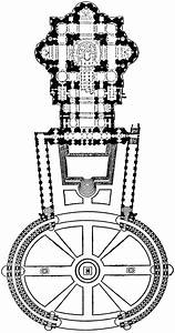 Plan of St Peter's at Rome, 1546–1564   ClipArt ETC
