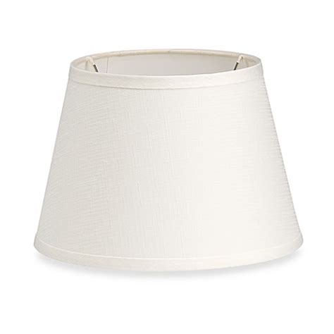 bed bath and beyond l shades mix match drum shade in ivory bed bath beyond