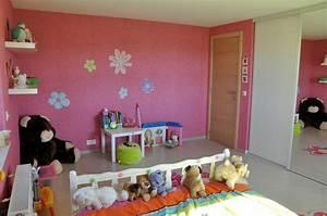 et un de plus deco chambre enfant les ramadanettes With déco chambre bébé pas cher avec tapis jardin des fleurs