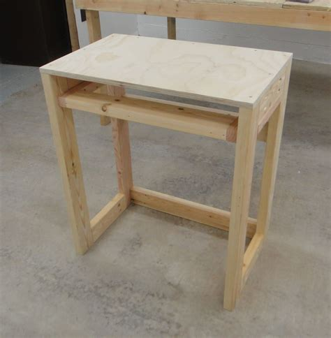 wood desk project plans woodworking table plans