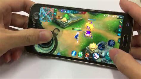 joystick mobile legend fifa shooting game youtube