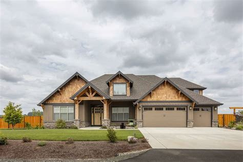 house plans craftsman house plan with 3 bedrooms and 2 5 baths plan 8290