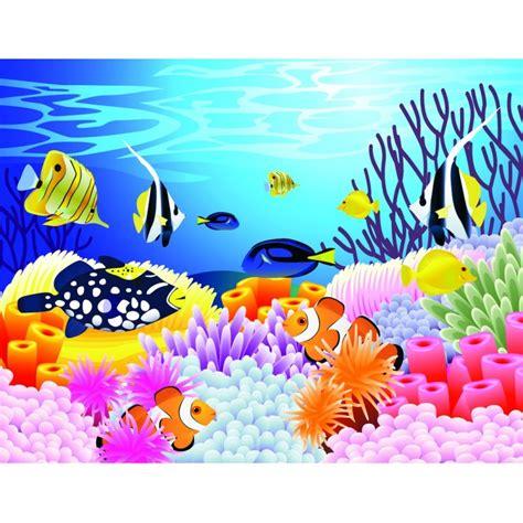 chambre bébé solde wallpaper fishs