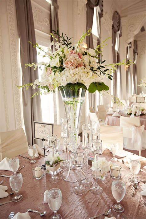25 Best Ideas About White Floral Centerpieces On