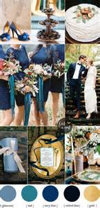 wedding color palettes fall wedding colors with blue and teal color palette