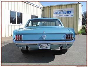 Madness Us Car : ford mustang coup code a 1965 ~ Medecine-chirurgie-esthetiques.com Avis de Voitures