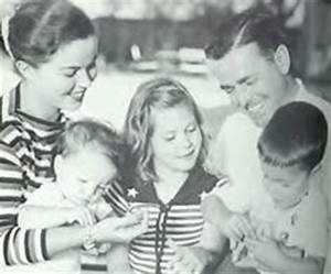 Shirley Temple with her husband, Charles Black and ...