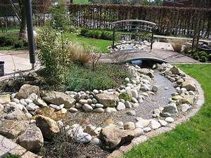 Wasserfall Garten Selber Bauen : gartenteich mit bachlauf selber bauen ~ A.2002-acura-tl-radio.info Haus und Dekorationen